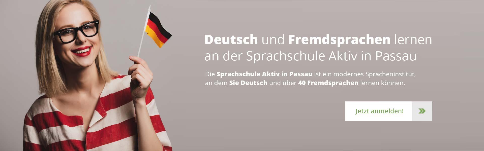 Sprachschule Passau – Deutsch und Fremdsprachen lernen