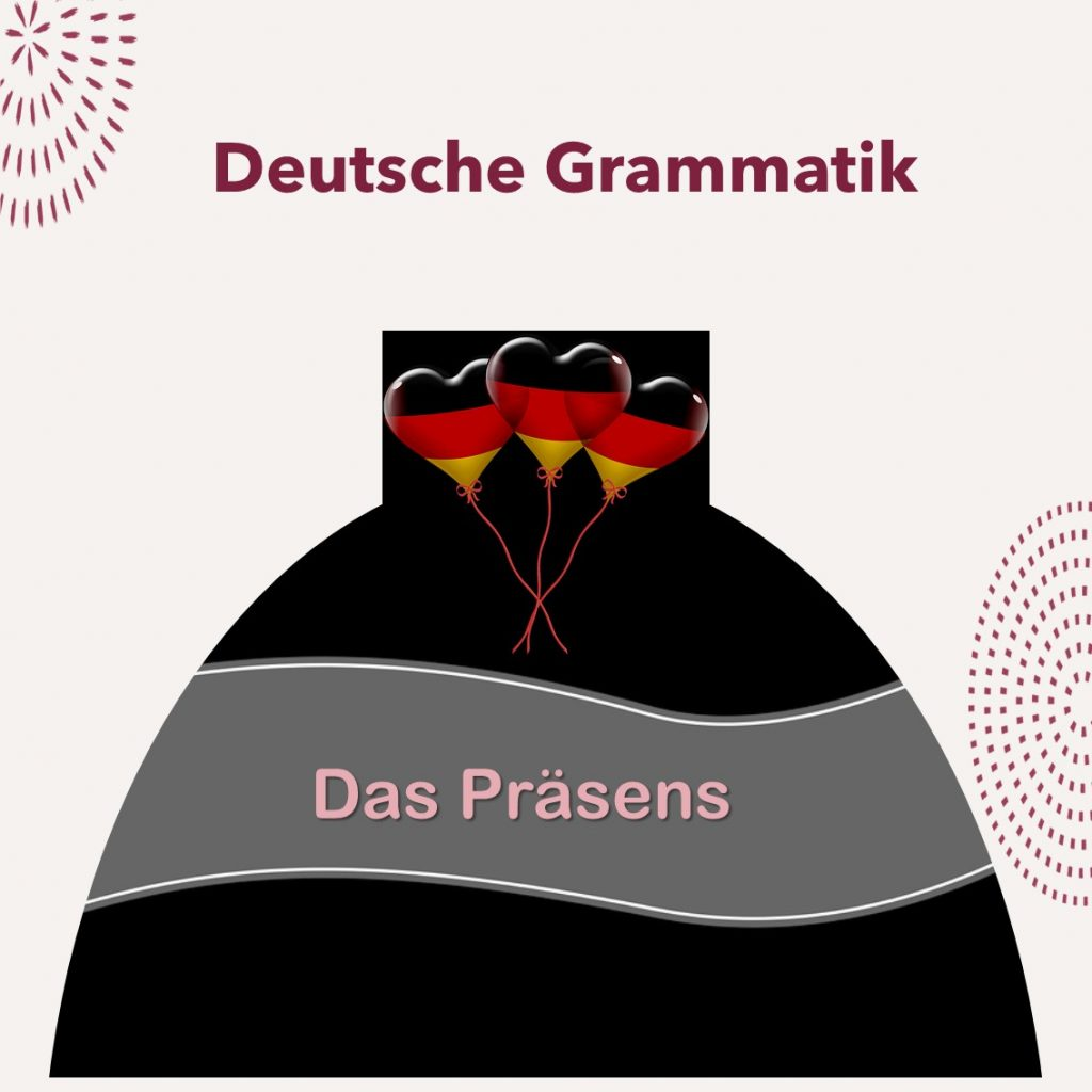Titelbild - Grammatik: Der Präsens